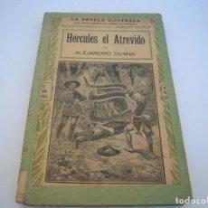 Libros de segunda mano: TOMO CON LAS NOVELAS HERCULES EL ATREVIDO MISS MEFISTOFELES Y LA SAVELLI. Lote 222966916