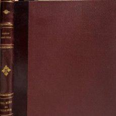 Libros de segunda mano: CAMILO JOSÉ CELA. DEL MIÑO AL BIDASOA. NOTAS DE UN VAGABUNDAJE. BARCELONA, 1952. 1ª EDICIÓN.. Lote 223371136