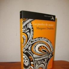 Libros de segunda mano: LA PIEDRA DE MOLER - MARGARET DRABBLE - ALBA, RARA AVIS - MUY BUEN ESTADO. Lote 223708291