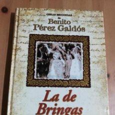 Libros de segunda mano: LA DE BRINGAS (BENITO PÉREZ GALDÓS). Lote 223864661