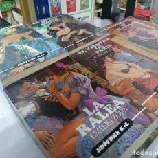 Libros de segunda mano: LOTE 5 EMILIO ZOLA. LOS VECINOS/ LA FORTUNA ROUGON/ LA RALEA/ VIENTRE PARIS/ LA CON. PLASSANS. Lote 223903601