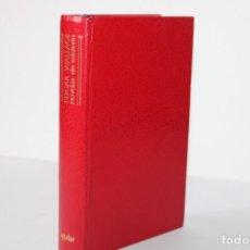 Libros de segunda mano: AGUILAR / EDGAR WALLACE / NOVELAS DE MISTERIO. Lote 224213678