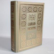 Libros de segunda mano: CHARLES DICKENS / OBRAS SELECTAS / EDICIONES NAUTA. Lote 224332617