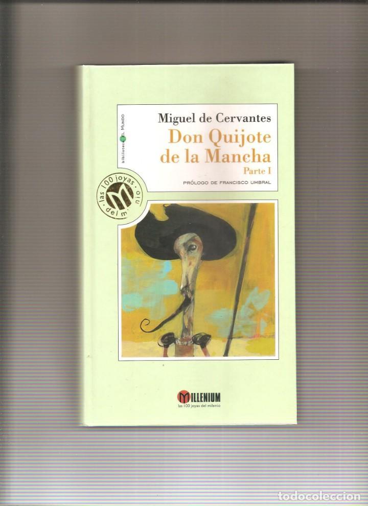 2571. MIGUEL DE CERVANTES. EL QUIJOTE DE LA MANCHA (TOMO 1) (Libros de Segunda Mano (posteriores a 1936) - Literatura - Narrativa - Clásicos)