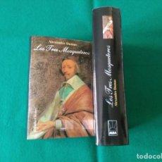 Libros de segunda mano: LOS TRES MOSQUETEROS - ALEJANDRO DUMAS - EDITORIAL ALBA - AÑO 1999 - SIN LEER. Lote 225235690