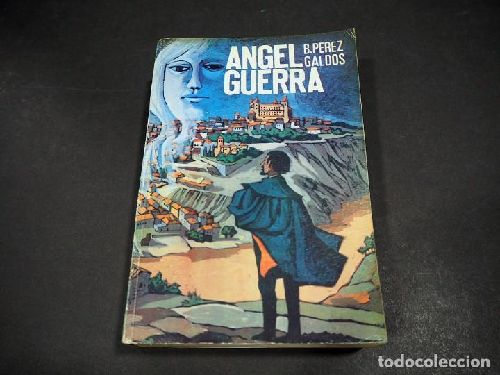 Libros de segunda mano: Benito Perez Galdós. Ángel de guerra. Editorial Hernando, S.A 1970 - Foto 2 - 225322375