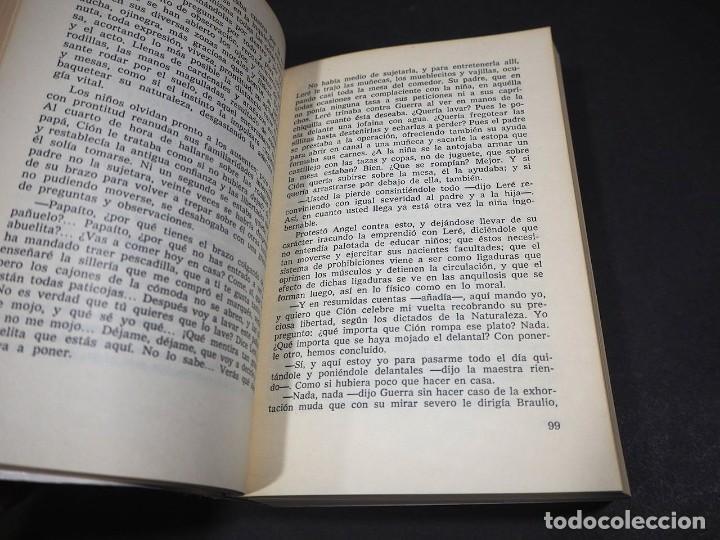 Libros de segunda mano: Benito Perez Galdós. Ángel de guerra. Editorial Hernando, S.A 1970 - Foto 3 - 225322375