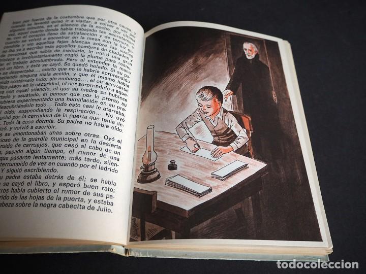 Libros de segunda mano: Edmundo de Amicis. Corazón. Ilustraciones de Perellón. Editorial Hernando, S.A 1972 - Foto 5 - 225338571