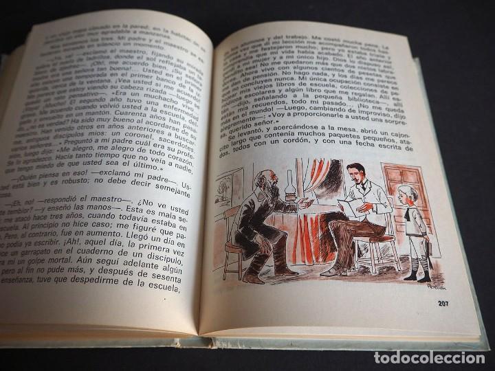 Libros de segunda mano: Edmundo de Amicis. Corazón. Ilustraciones de Perellón. Editorial Hernando, S.A 1972 - Foto 7 - 225338571