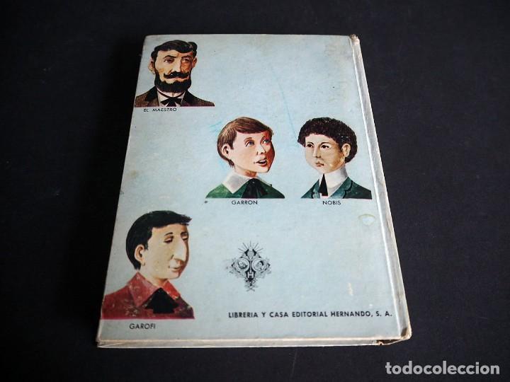 Libros de segunda mano: Edmundo de Amicis. Corazón. Ilustraciones de Perellón. Editorial Hernando, S.A 1972 - Foto 9 - 225338571
