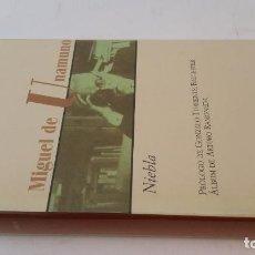 Libros de segunda mano: 1998 - MIGUEL DE UNAMUNO - NIEBLA - ALIANZA 30 ANIVERSARIO. Lote 225531335