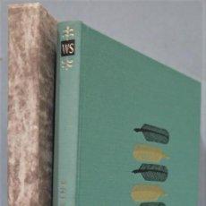 Libros de segunda mano: 1976.- CYMBELINE. SHAKESPEARE. FOLIO. Lote 225728880