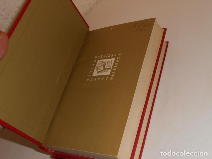 Libros de segunda mano: TOLSTOI , ANA KARENINA /2 T. , OBRA COMPLETA, TRADUCE ALEXIS MARCOFF - IBERIA, 1960 1ª EDICIÓN - Foto 2 - 225732130