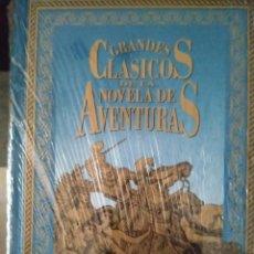 Libros de segunda mano: VIAJE AL CENTRO DE LA TIERRA - JULIO VERNE - PRECINTADO NUEVO. Lote 226112815