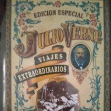 Libros de segunda mano: VIAJE ALREDEDOR DE LA LUNA - JULIO VERNE - PRECINTADO NUEVO. Lote 226113150