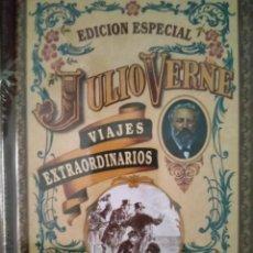 Libros de segunda mano: EL RAYO VERDE - JULIO VERNE - PRECINTADO NUEVO. Lote 226113611