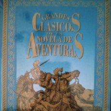 Libros de segunda mano: EL ULTIMO MOHICANO - J. FENIMORE COOPER - PRECINTADO NUEVO. Lote 226116050