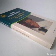 Libros de segunda mano: RAÚL GUERRA GARRIDO. LECTURA INSÓLITA DE EL CAPITAL. PRÓLOGO DE ISAAC MONTERO. Lote 227776415