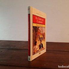 Libros de segunda mano: EL CIRCULO CARMESI - EDGAR WALLACE - EDICIONES ALTAYA, 1994, BARCELONA - ILUSTRADO. Lote 228509470