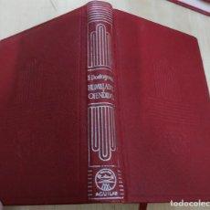 Libros de segunda mano: HUMILLADOS Y OFENDIDOS F. DOSTOYEWSKI AGUILAR 1951 COL. CRISOL N.45. Lote 228511072