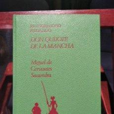 Libros de segunda mano: EL INGENIOSO HIDALGO DON QUIJOTE DE LA MANCHA-CERVANTES-EDIT. MOLINO-1966-EXCELENTE. Lote 228520095