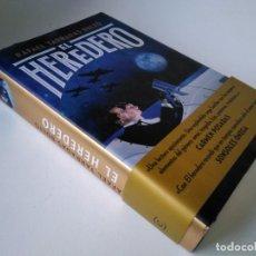 Libros de segunda mano: RAFAEL TARRADAS BULTÓ. EL HEREDERO. Lote 228536060