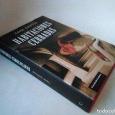 Libros de segunda mano: CARE SANTOS. HABITACIONES CERRADAS. Lote 228539550