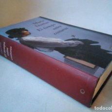 Libros de segunda mano: MARÍA DUEÑAS. EL TIEMPO ENTRE COSTURAS. Lote 228539845