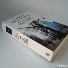 Libros de segunda mano: CARLOS RUIZ ZAFÓN. EL JUEGO DEL ÁNGEL. Lote 228540595