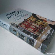 Libros de segunda mano: ISABEL ALLENDE. MÁS ALLÁ DEL INVIERNO. Lote 228540965
