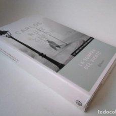 Libros de segunda mano: CARLOS RUIZ ZAFÓN. LA SOMBRA DEL VIENTO. DEDICATORIA Y FIRMA DEL AUTOR. Lote 228541365