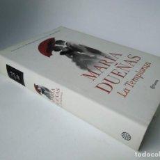 Libros de segunda mano: MARÍA DUEÑAS. LA TEMPLANZA. Lote 228541880