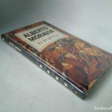 Libros de segunda mano: ALBERTO MORAVIA. EL DESPRECIO. Lote 228544620