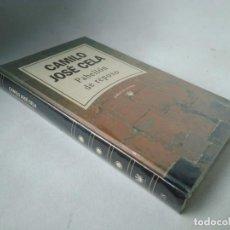 Libros de segunda mano: CAMILO JOSÉ CELA. PABELLÓN DE REPOSO. Lote 228544905