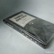 Libros de segunda mano: CAMILO JOSÉ CELA. VIAJE A LA ALCARRIA. Lote 228544965