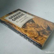 Libros de segunda mano: GRAHAM GREENE. EL AMERICANO IMPASIBLE. Lote 228545297