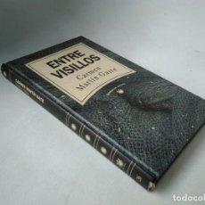Libros de segunda mano: CARMEN MARTÍN GAITE. ENTRE VISILLOS. Lote 228545615