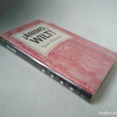 Libros de segunda mano: TOM SHARPE. ¡ÁNIMO, WILT!. Lote 228546245