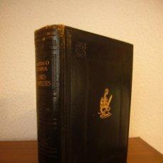 Libros de segunda mano: SANTIAGO RUSIÑOL: OBRES COMPLETES (SELECTA, 1956) PLENA PELL I PAPER BÍBLIA. Lote 228620010