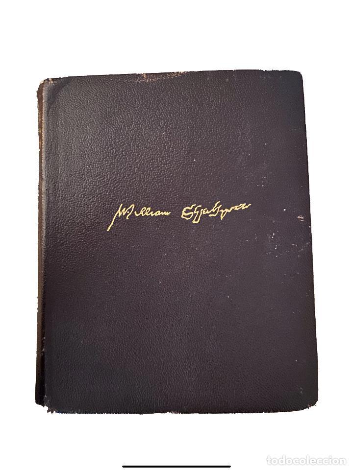 Libros de segunda mano: Shakespeare, obras completas , Aguilar 1964 - Foto 2 - 229074655