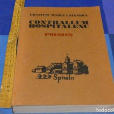 Libros de segunda mano: ARKANSAS ENVIO ECONOMICO FRANCESC MARE I SANABRA CONTRALLUM HOSPITALENC COL. SAMONTA 1 1978. Lote 229575165