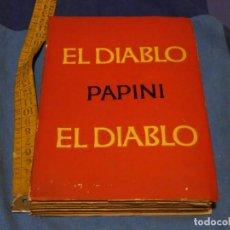 Libros de segunda mano: ARKANSAS ENVIO ECONOMICO GIOVANNI PAPINI EL DIABLO SELEC. OBRAS CONTEMP. ED. EMECE BUENOS AIRES 1954. Lote 229579555