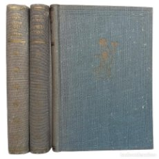 Libros de segunda mano: 1944 - LOTE DE 3 LIBROS - CARLES SINDREU I PONS, CARLES SOLDEVILA - ED. SELECTA - CATALÁN. Lote 229663460