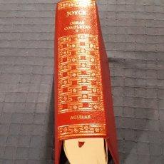 Libros de segunda mano: OBRAS COMPLETAS, JAMES JOICE, TOMO I,. Lote 230771865
