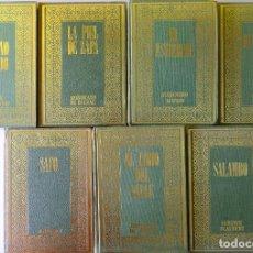 Libros de segunda mano: DOSTOIESWSKI. BALZAC. KUPRIN. VICTOR HUGO. A. DAUDET. GUSTAVE FLAUBERT - 7 CLÁSICOS UNIVERSALES. Lote 231574755