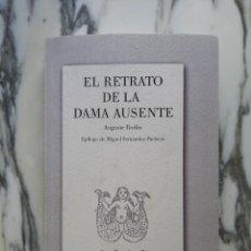 Libros de segunda mano: EL RETRATO DE LA DAMA AUSENTE - AUGUSTE RODIN - ABAB - 2012. Lote 231614620