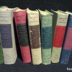 Libros de segunda mano: LOTE DE 7 LIBROS - BIBLIOTECA DE SELECCIONES - DIGEST. Lote 231743245