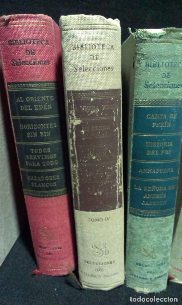 Libros de segunda mano: LOTE DE 7 LIBROS - BIBLIOTECA DE SELECCIONES - DIGEST - Foto 3 - 231743245