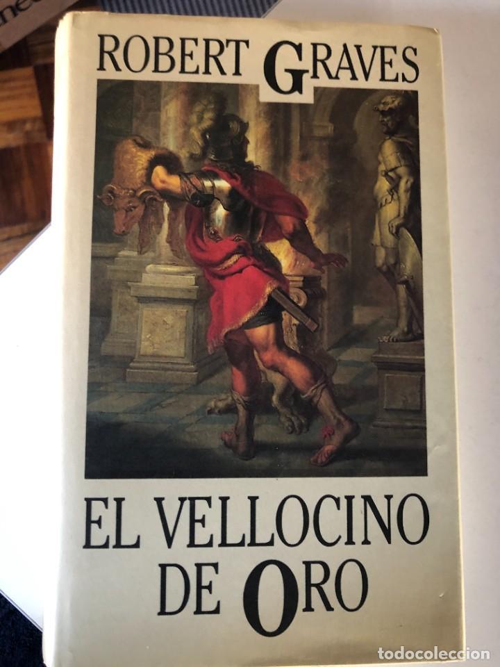 EL VELLOCINO DE ORO DE ROBERT GRAVES (Libros de Segunda Mano (posteriores a 1936) - Literatura - Narrativa - Clásicos)