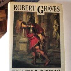 Libros de segunda mano: EL VELLOCINO DE ORO DE ROBERT GRAVES. Lote 232467180